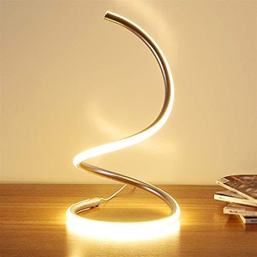LED moderno moderno de mesita de noche Lámpara de mesita de noche Habitación de matrimonio Arte escritorio Luz de personalidad Creatividad estilo coreano estilo japonés moda sala de estar luces de esc