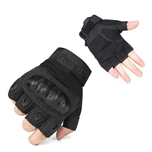FREETOO Fingerless Gloves