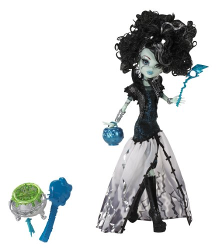 Monster High - Muñeca, Frankie una Fiesta...