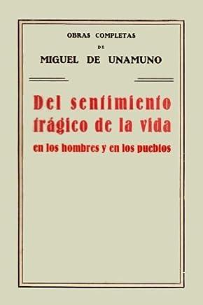 Colección Unamuno: Del sentimiento trágico de la vida
