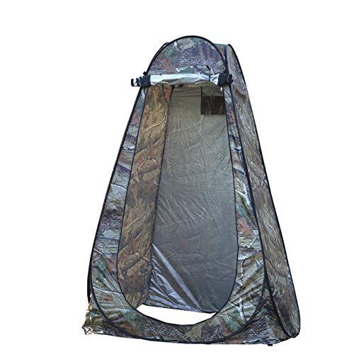 Pop Up Privacidad Ducha Carpa, Carpa Playa Campamento Aseo Portátil De Privacidad Abrigo De La Tienda De Pesca Al Aire Libre Cambio De Vestir De Baño,F-Double