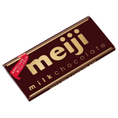 明治『ミルクチョコレート』
