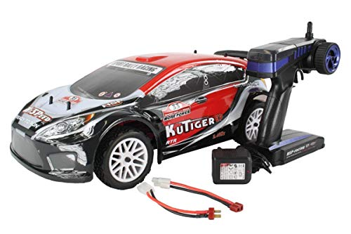 RC Auto kaufen Rally Car Bild 3: HSP Rally Car Kutiger 1 10 4WD RTR Rot 94118*