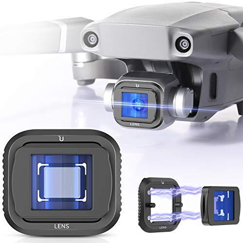 Ulanzi DR10 1.33X - Lente anamorfotica per DJI Mavic 2 Pro, vetro a dispersione extra 1.33X Anamorphic Lens,distorsione del 18% e 13g leggero