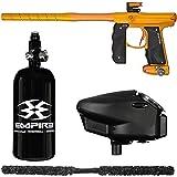 Action Village Empire Mini GS TP Core Paintball Gun Package Kit (Dust Gold/Dust Orange)