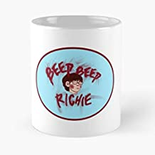 Richie Tozier Losers - 11 Oz Coffee Mug- Unique Birthday Gift The Best Gift For Holidays.