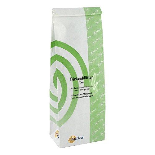 Birkenblätter Tee Aurica Tee 100 Gramm