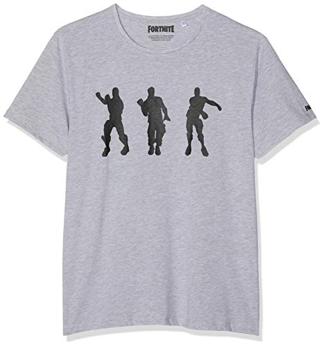 Fortnite Floss Dance - Camiseta, color gris, talla XXL