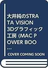 大井純のSTRATA VISION 3Dグラフィック工房 (MAC POWER BOOKS)
