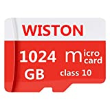 256 GB / 400 GB / 512 GB / 1024 GB Micro SD Karte Class 10 UHS-I TF Flash Speicherkarte Micro SDHC...