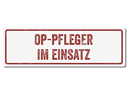 Interluxe plastic bord - OP-onderlegger in gebruik - Autobord met zuignappen Operationstechnische/r Assistent/in, OTA