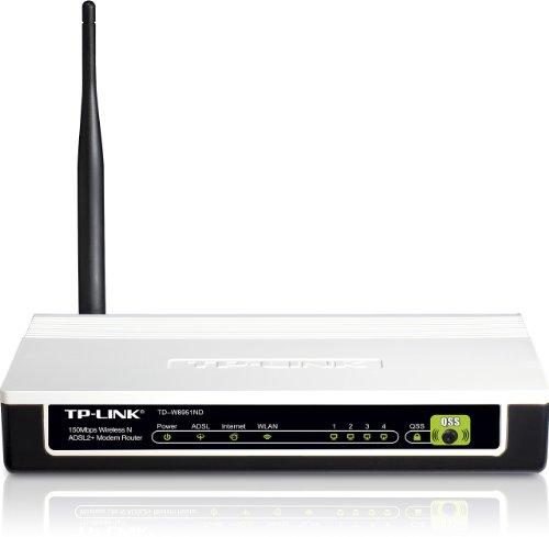 TP-Link TD-W8951ND Net WLAN Router Modem (150/4P/AnnexA)