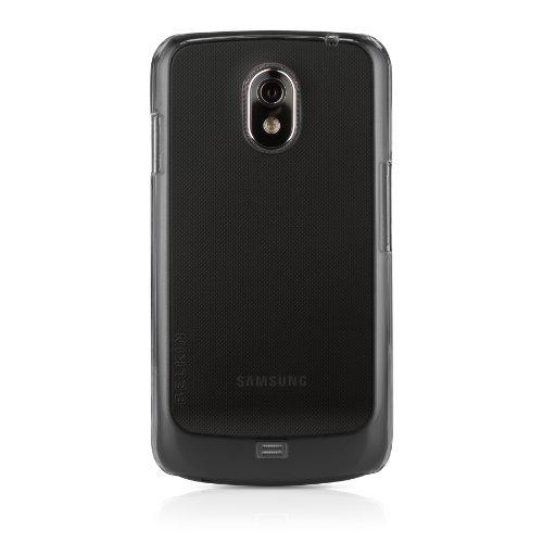 Belkin Essential 034 Smoke Custodia per cellulare Trasparente - Custodie per Samsung Galaxy Nexus, Trasparente