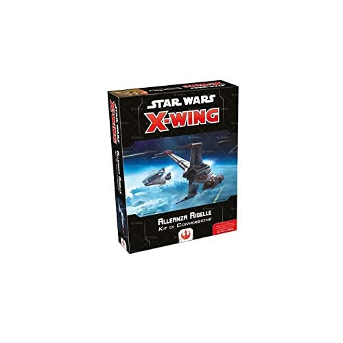 Asmodee Star Wars X-Wing Kit di Conversione Alleanza Ribelle, Colore, 9927