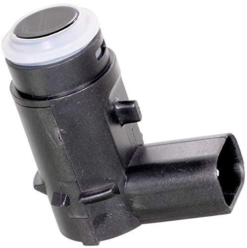 APDTY 135122 Parking Assist Reverse Proximity System Distance Control Sensor Fits 2009-2014 Ford F150 Pickup / 2009-2014 Lincoln LT (Rear Bumper All Positions; Replaces 9L3Z-15K859-C, 9L3Z-15K859-D)