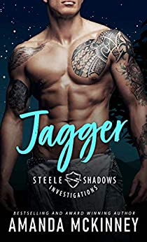 Jagger (Steele Shadows Investigations) by [Amanda McKinney]