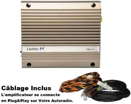 i-sotec i-soamp 4D 4 Kanal kompakter Digitalvertärker