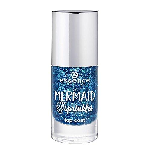 essence mermaid sprinkles top coat 38