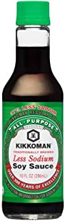 Less Sodium Soy Sauce (Pack of 2)