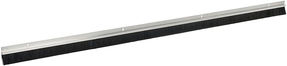 FIXMAN 941510 Garagedeur borstelafdichting, 25 mm borstelharen 2 x 1067 mm, aluminium