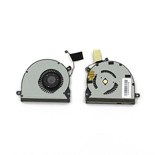 Ventilador de CPU para HP ENVY SPECTRE 14-3001XX 14-3010NR 14-3017NR 14-3090CA 14T-3000 14T-3100