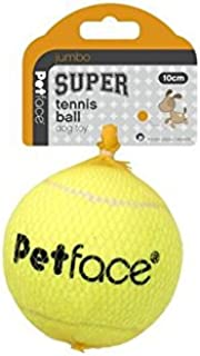 Petface Jumbo Super Tennis Ball (Pack of 2)