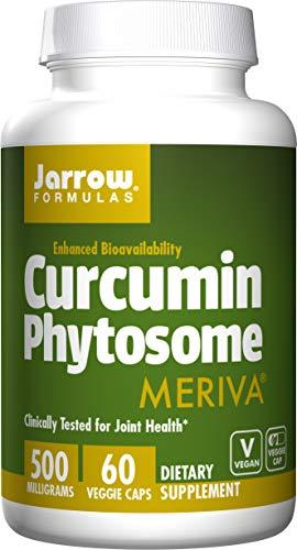 Jarrow Formulas, Curcumin Phytosom mit Meriva, 500mg, 60 Vegane Kapseln