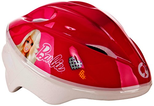 Dino Bikes–cascoba Helmet–Schutzhelm von 52bis 56cm–Barbie