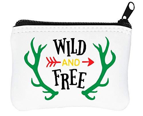 Wild and Free portemonnee met ritssluiting portemonnee portemonnee