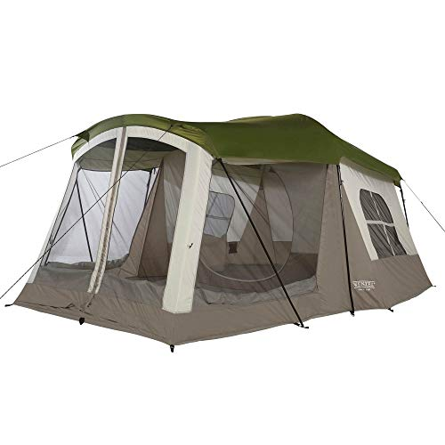 Best Instant Tent Wenzel 8 Person Klondike Tent