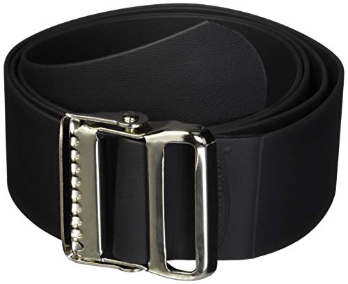 Physical Therapy Aids-58532 Easi-Care Gait Belt, 60', Metal Buckle