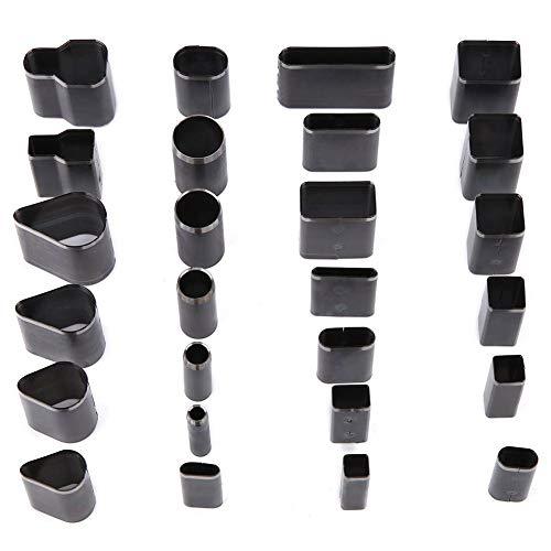 26pcs Multi Form Leder Locher Cutter Tools Set Leder-Stanzer für handgemachte Handwerk Leder Puncher