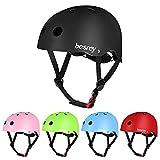 besrey Kids Bike Helmet, Adjustable...