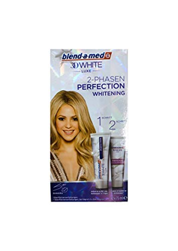 Blend-A-Med 3D White Luxe 2-Phasen Perfection Whitening (2x 75ml)