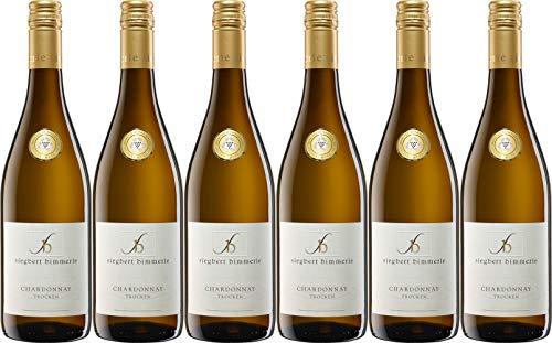 Siegbert Bimmerle Chardonnay 2018 Trocken (6 x 0.75 l)