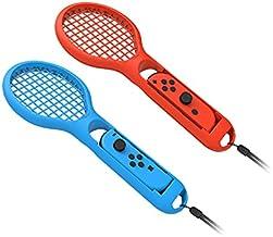 TwiHill o tênis de alça pequena é adequado para Nintendo Switch Joy-Con, raquete de tênis de alça pequena Joy-Con, alça de...