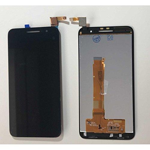 HOUSEPC Touchscreen Glas + LCD-Display Alcatel Vodafone Smart Prime 6 Vf-895n Schwarz