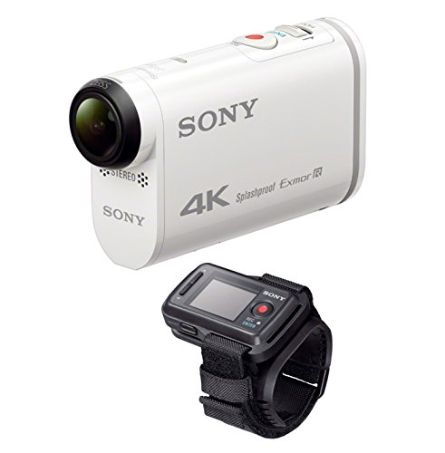 Amazing Deal Sony FDR-X1000V 4K Action Cam with RM-LVR2 Live View Remote