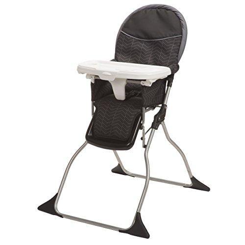 Cosco Simple Fold Plus High Chair - Black Arrow