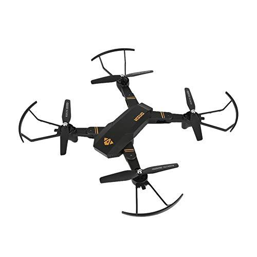 RR-Drone RC Drone Visuo XS809W Mini Drone Pieghevole per Selfie con WiFi FPV 0.3MP Altitude Hold Quadcopter