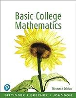 Basic College Mathematics, 13th Edition