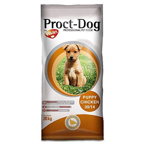 Pienso para Perros Cachorros Junior Prock-Dog Puppy Chicken Sabor Pollo - Saco de 20 kg
