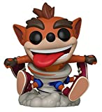 Funko Pop! Figura De Vinil Games: Crash Bandicoot - Crash, Multicolor, Estándar...
