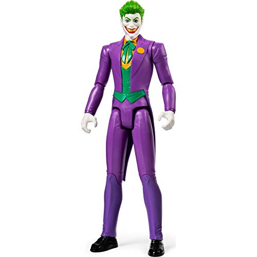 BATMAN 6056691 - Batman 30cm-Actionfigur - Joker