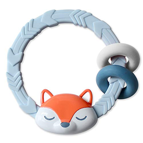 Itzy Ritzy Teether with Rattle S...