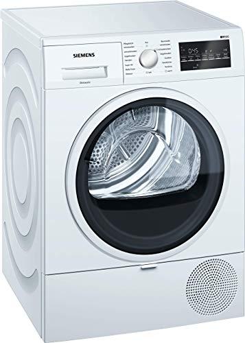 Siemens WT45RT70EX iQ500 Wärmepumpen-Trockner / 8kg / A++ / 235 kWh/Jahr / autoDry / Outdoor-Trockenprogramm / super40'-Programm / Knitterschutz