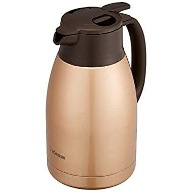 Zojirushi Stainless Steel Vacuum Carafe,1.5 L Copper