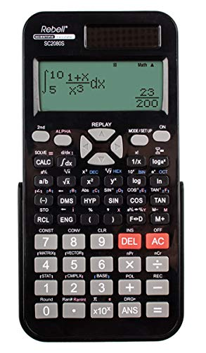 Rebell SC 2080S Wissenschaftlicher Taschenrechner