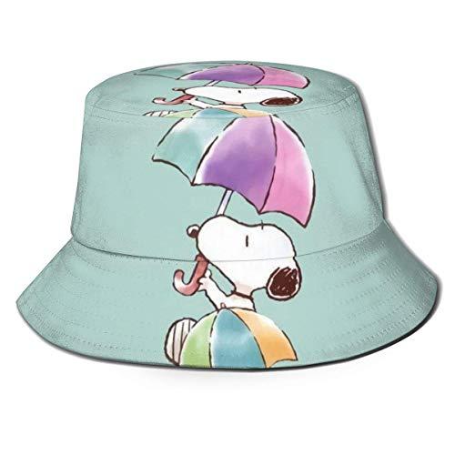 Snoopy Parapluie Seau Chapeau de Soleil pour Hommes...