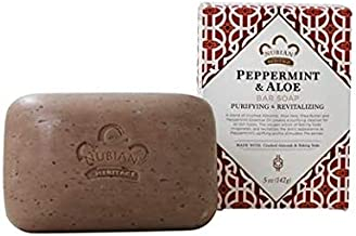 Best nubian heritage peppermint body wash Reviews